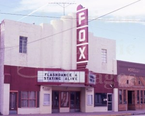 Fox Theatre Walsenburg Colorado