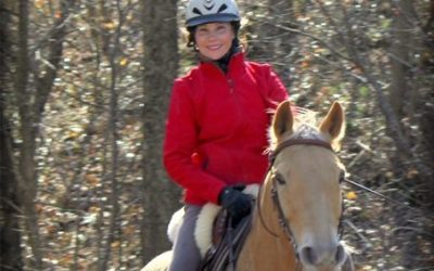 Conquering Fear on Your Missouri Fox Trotter