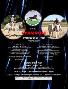 Ryan Rose Horsemanship @ Full Circle Farm