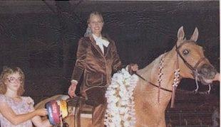 Mid America Foxtrotting Horse Breed Association In 1980