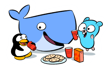 How to change Docker Image default Installation Directory