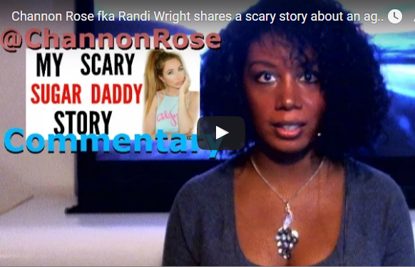 Channon Rose fka Randi Wright Shares Scary Story about Agency Like The Luxury Companion
