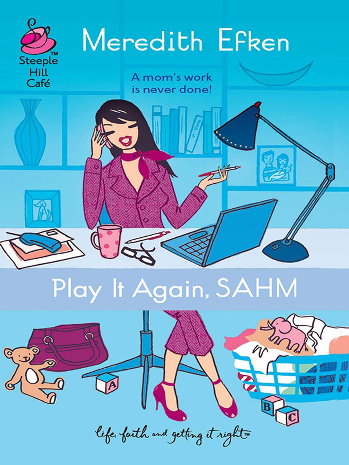 Play It Again, SAHM Book Cover
