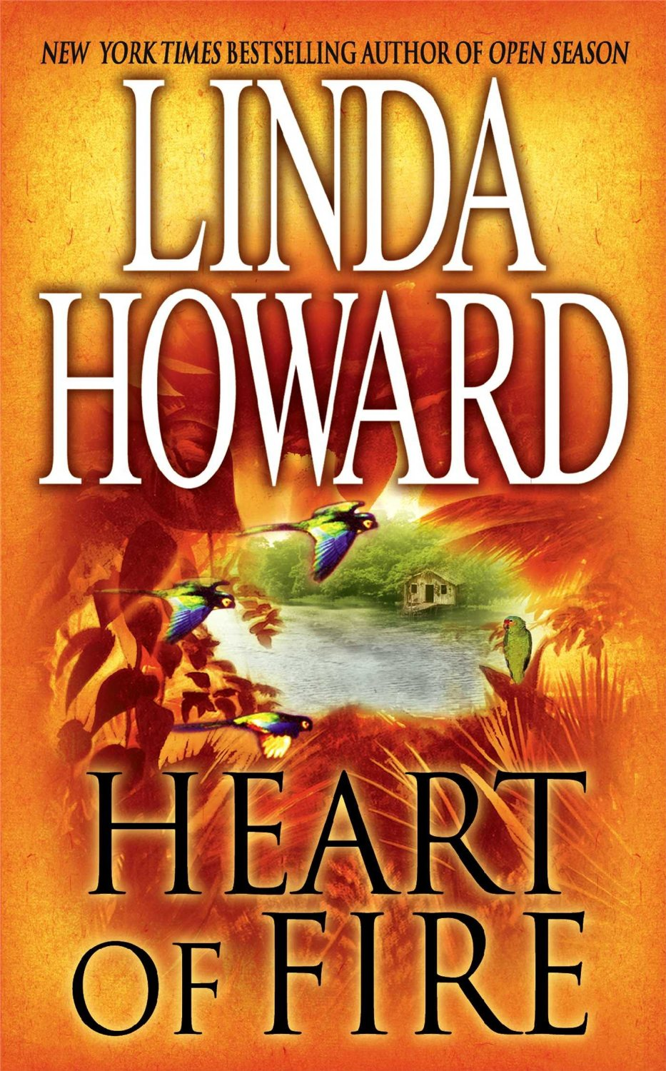 Heart of Fire Book Cover