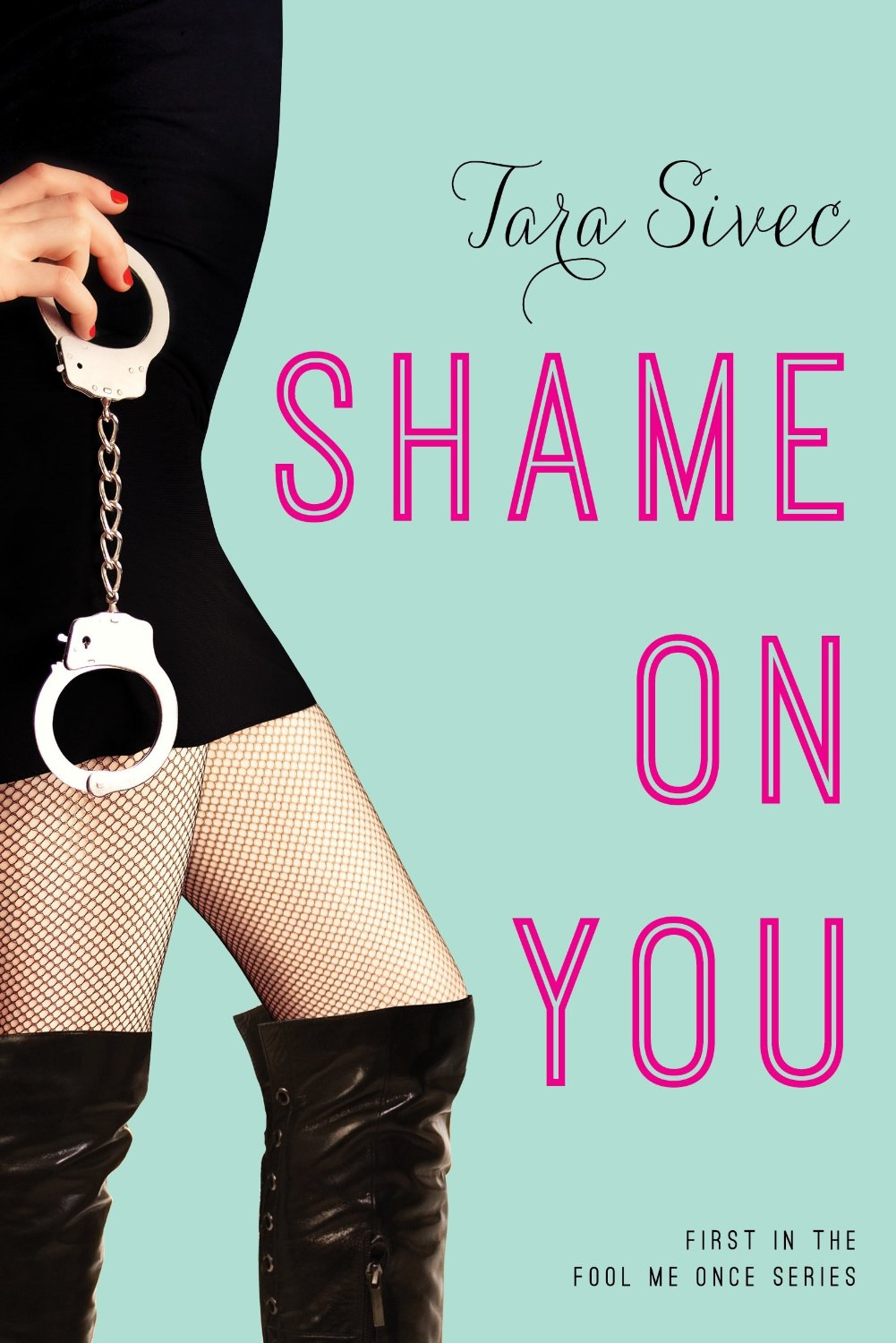 Shame On You Book Cover