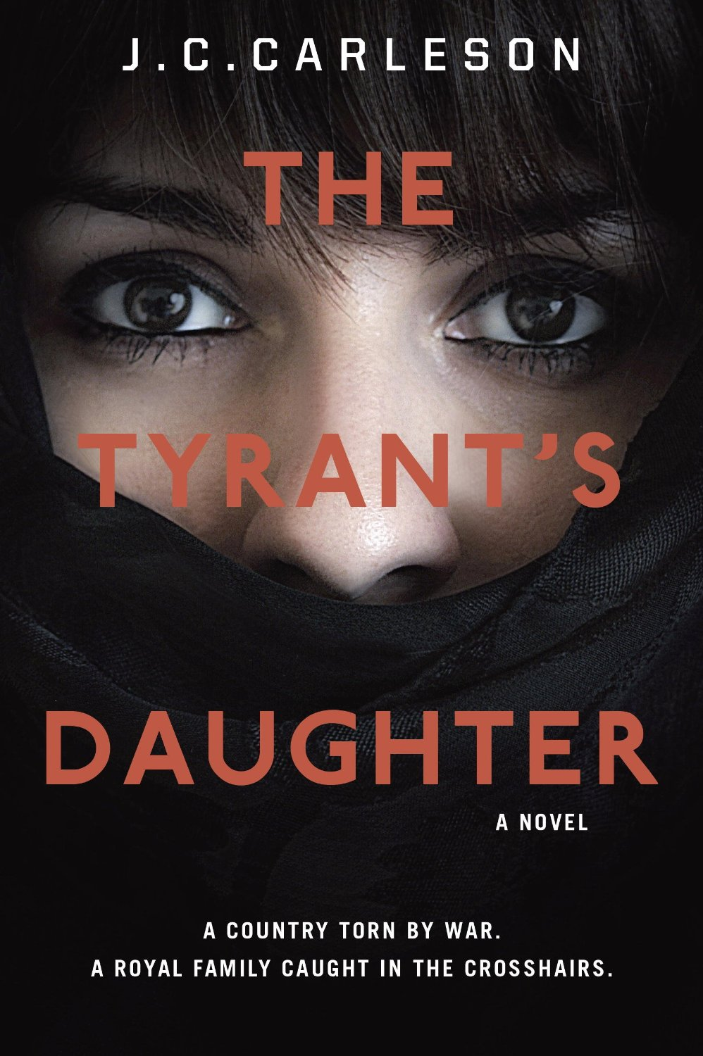 The Tyrant's Daughter Book Cover