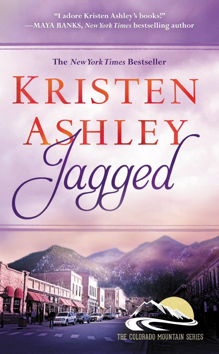 Jagged (Colorado Mountain) Book Cover