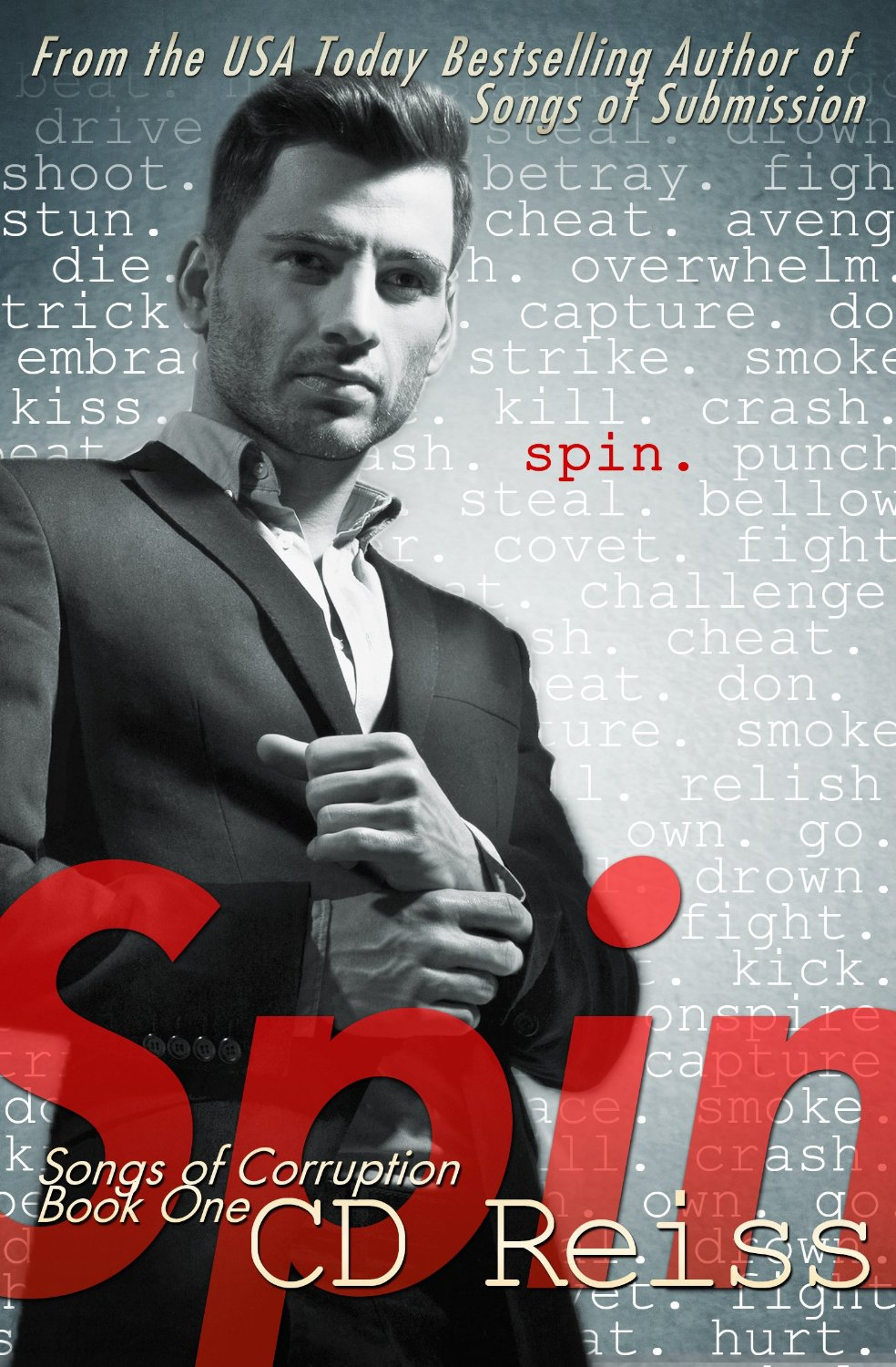 Spin (Songs of Corruption #1) Book Cover