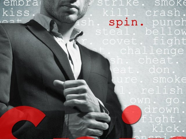 Spin (Songs of Corruption #1)