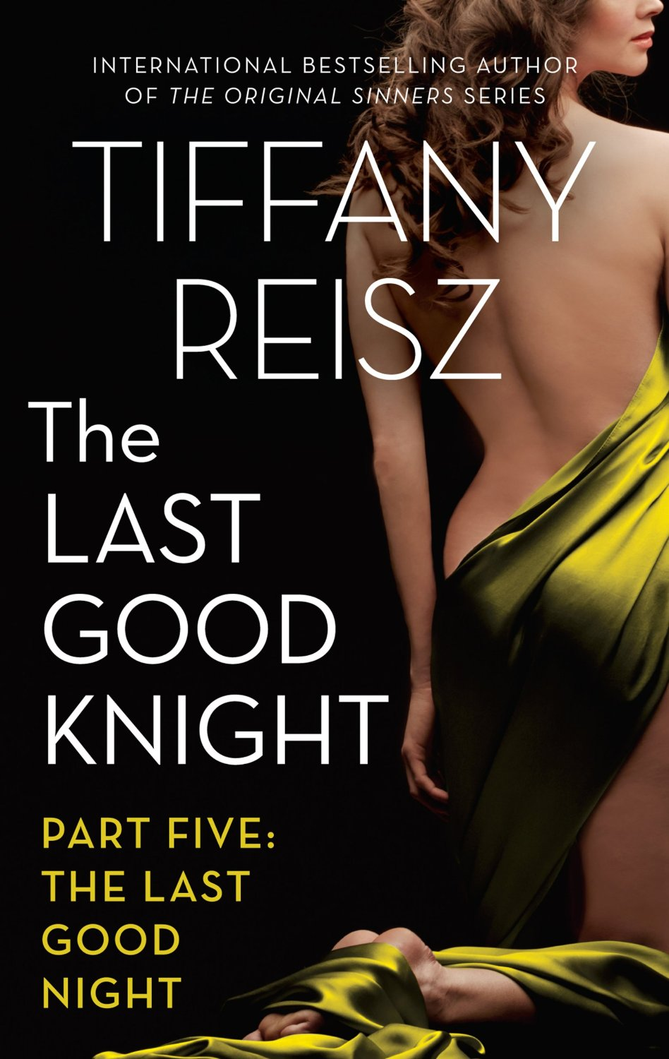 The Last Good Night Book Cover