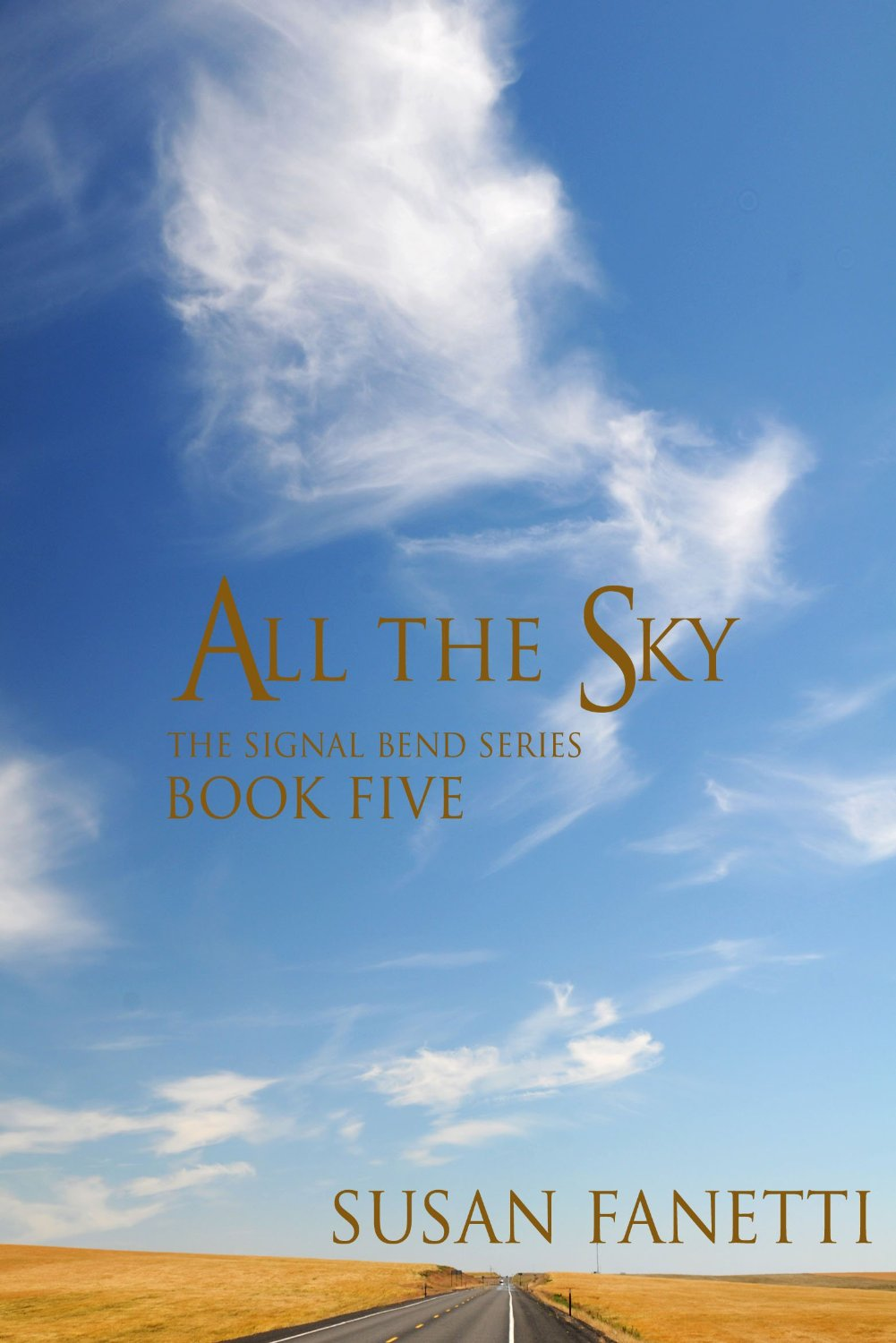 All the Sky Book Cover