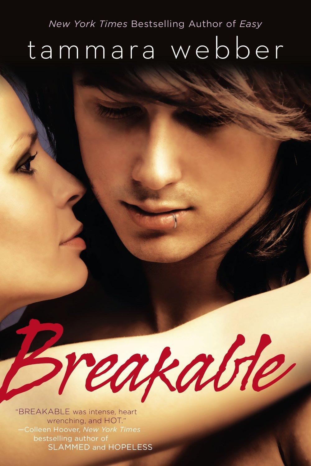 Breakable Book Cover