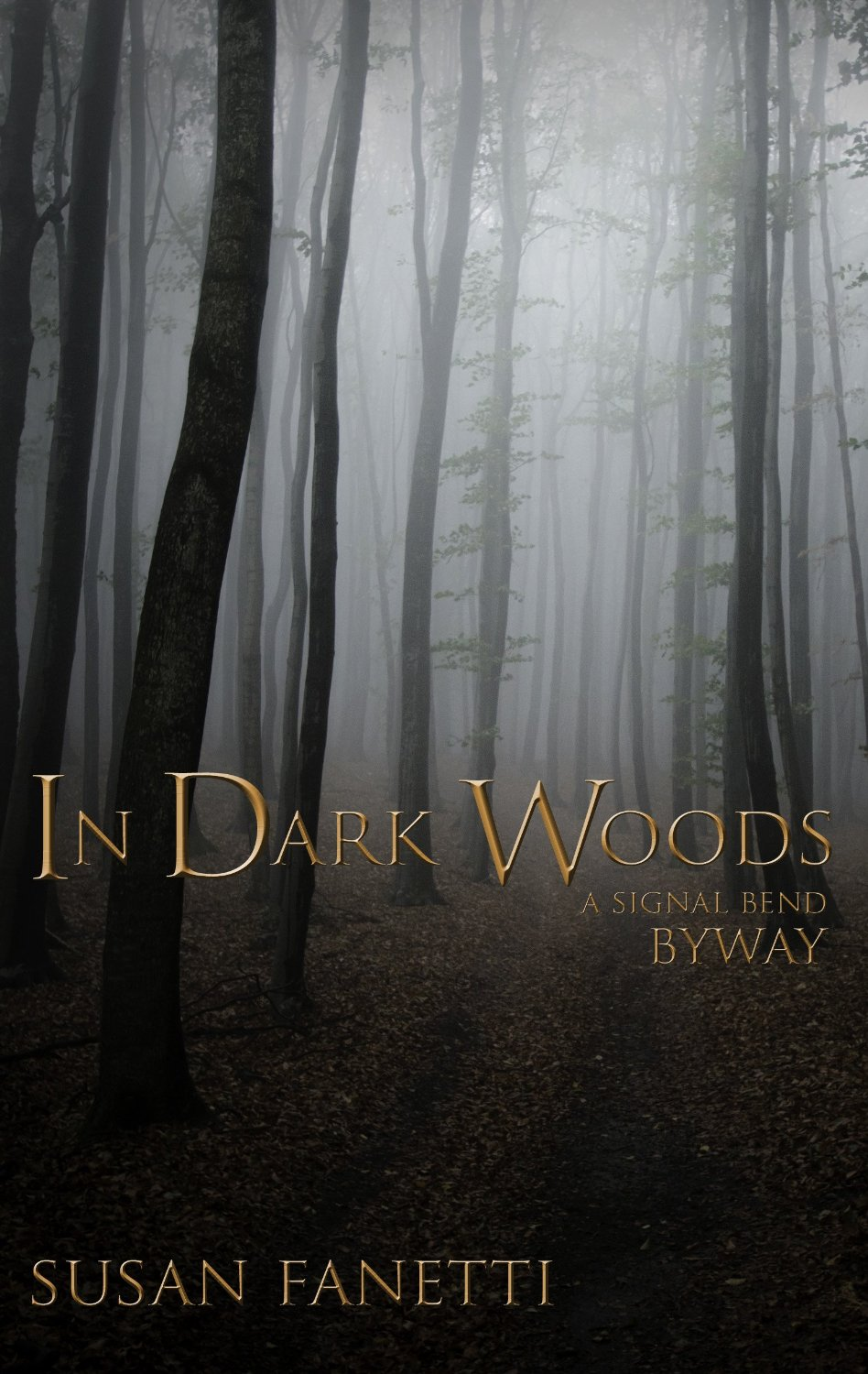 In Dark Woods Book Cover