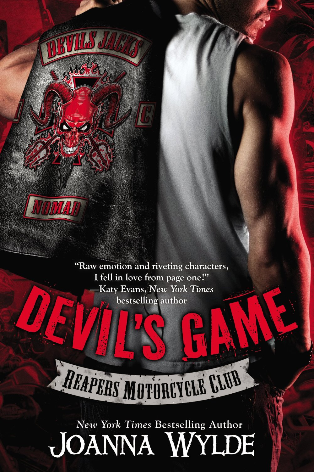 Devil's Game Book Cover