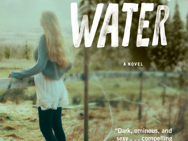 Burying Water {Cover Reveal}