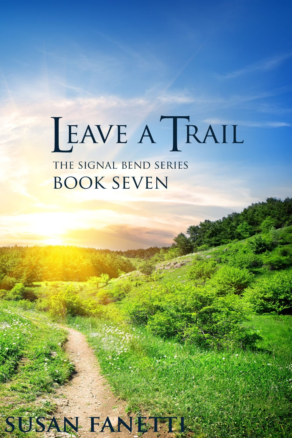 Leave a Trail Book Cover