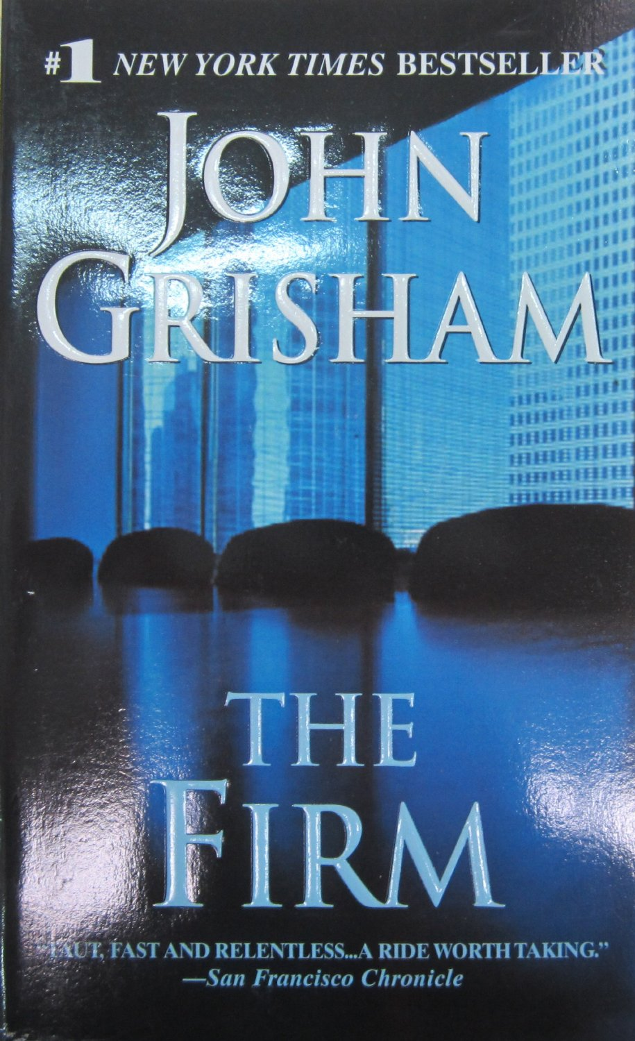 The Firm Book Cover