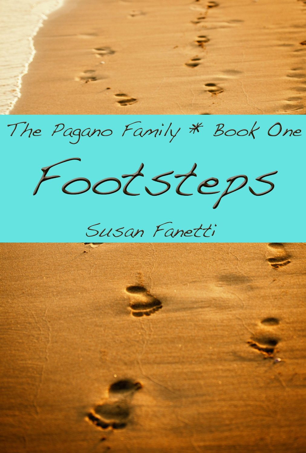 Foosteps Book Cover