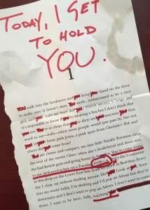 You...book
