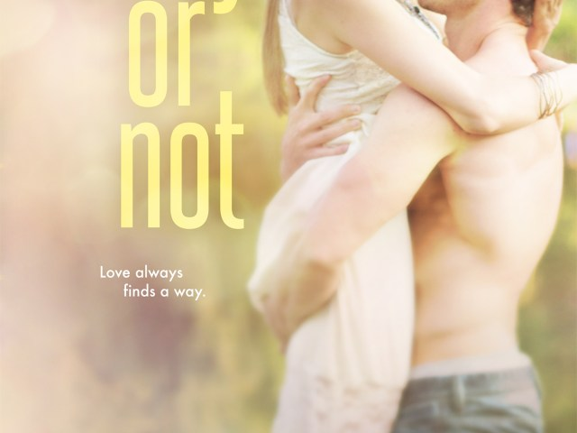 Ready or Not {cover reveal}