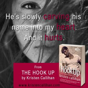 the hook up -