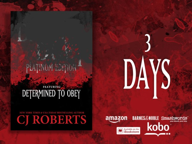 '@AuthorCJRoberts DARK DUET: cover reveal – 3 days – @CLPromotionsKY