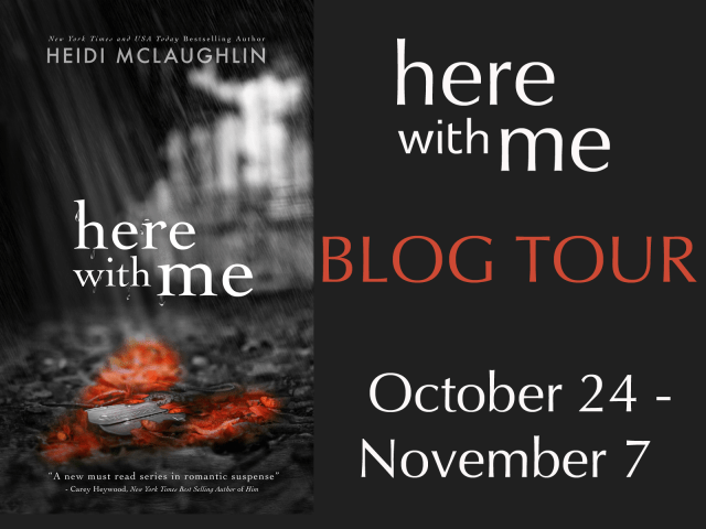Here With Me by @HeidiJoVT {guest post & giveaway} @InkSlingerPR