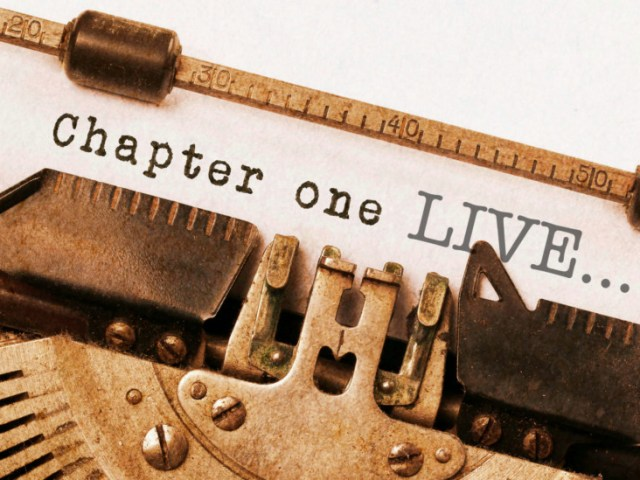 Archer's Voice on Chapter One Live *@ChapterOneLIVE @MSheridanAuthor*
