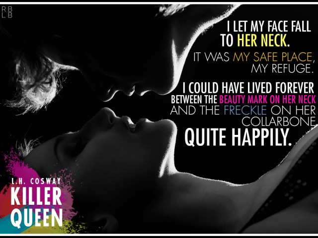 Killer Queen by @LHCosway {TEASER #3} @shhmomsreading
