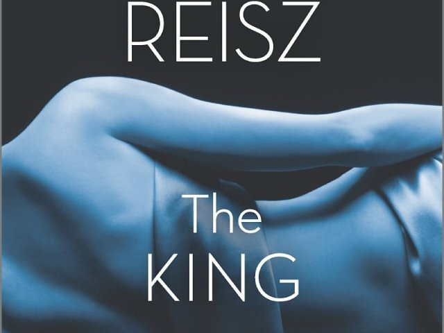 "Happy Release Day ""THE KING"" by @tiffanyreisz 