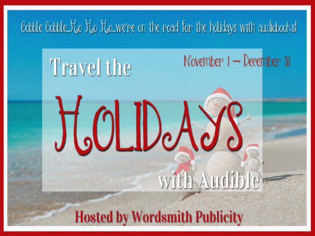 Gobble Gobble..we're on the road for the holidays with audiobooks! +giveaway @wordsmithpublic @abbiglines ::