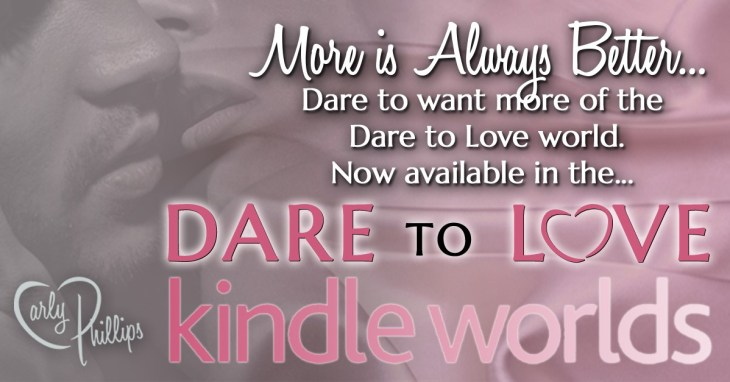 dare to love banner