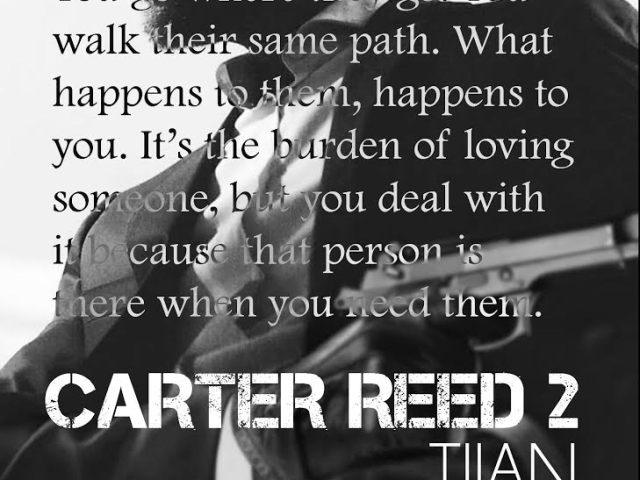 ★Happy Release Day★  CARTER REED by @TijansBooks #live #readnow @RSofRomance