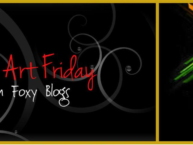 Fan Art Friday made by bloggers around the blogosphere #30 + giveaway