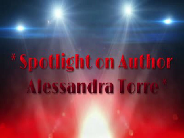 Spotlight on: Alessandra Torre