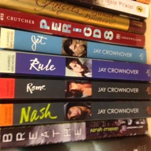 kim's book haul2