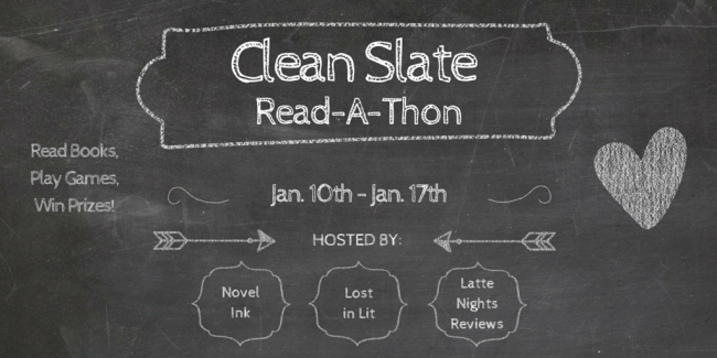 CleanSlateReadathon