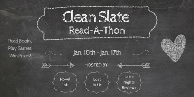 CleanSlateReadathon