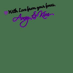 signature - amy&kim