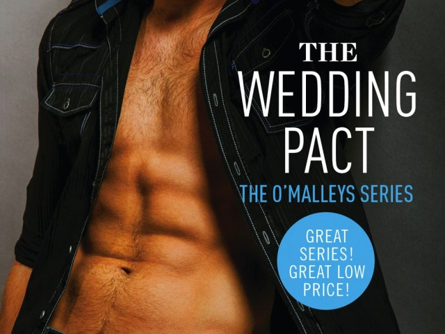 Except Reveal ~ The Wedding Pact by @katee_robert