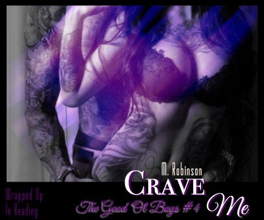 crave me - dee