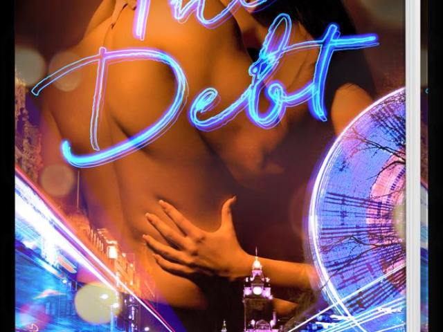Cover Reveal ~ The Debt by @MetalBlonde #Loveit!