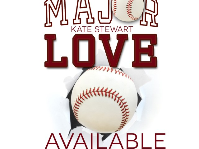 Happy Release Day! ⚾️Major Love⚾️ by @authorklstewart