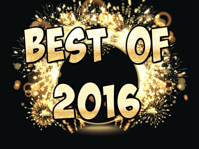 Best of 2016 ~ Year End Celebration
