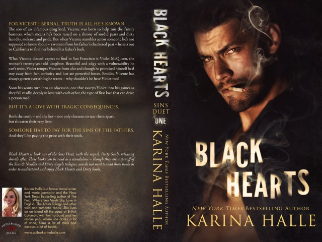 BLACK HEARTS by @MetalBlonde #WOW #Excerpt @ninabocci