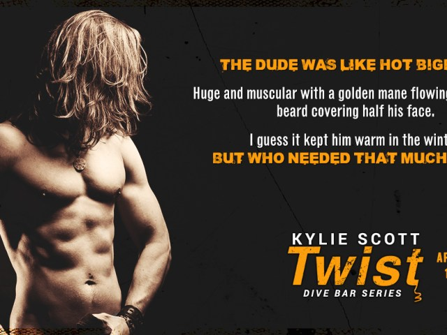 Happy Release Day ~ TWIST by @KylieScottbooks
