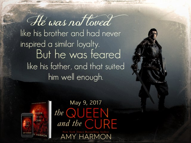 Happy Release Day ~ THE QUEEN AND THE CURE by @aharmon_author #amazing
