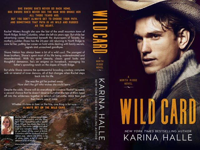 Cover Reveal ~ WILD CARD by @MetalBlonde | New series