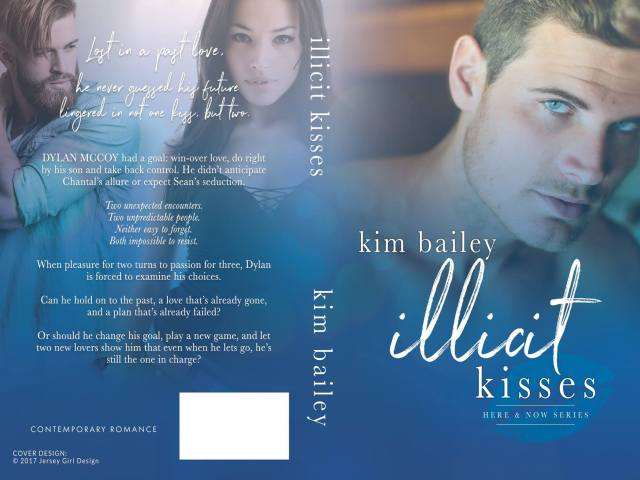 Sexy Cover Reveal ~ ILLICIT by @KimBwrites #giveaway