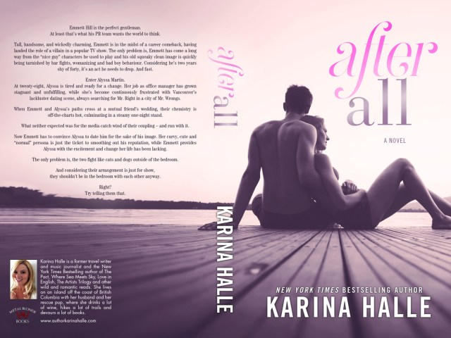 Cover Reveal ~ AFTER ALL by @MetalBlonde | Standalone